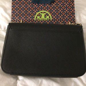 Black Tory Burch purse - one size (NWT)